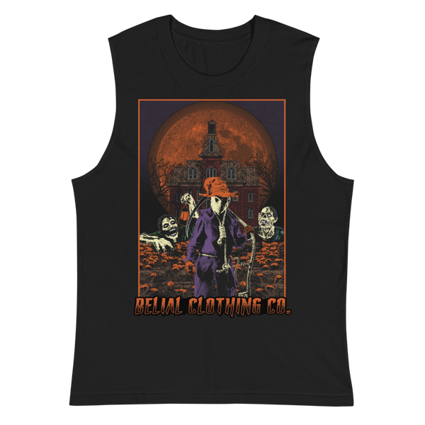 The Scarecrow Muscle Shirt