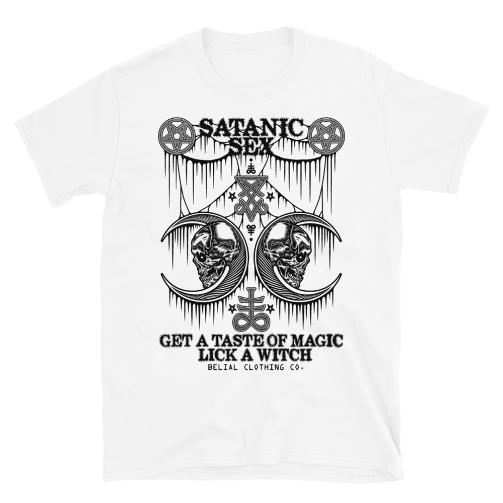 Satanic Sex Short-Sleeve Unisex T-Shirt  [W]