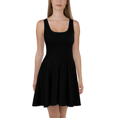Akasha Skater Dress