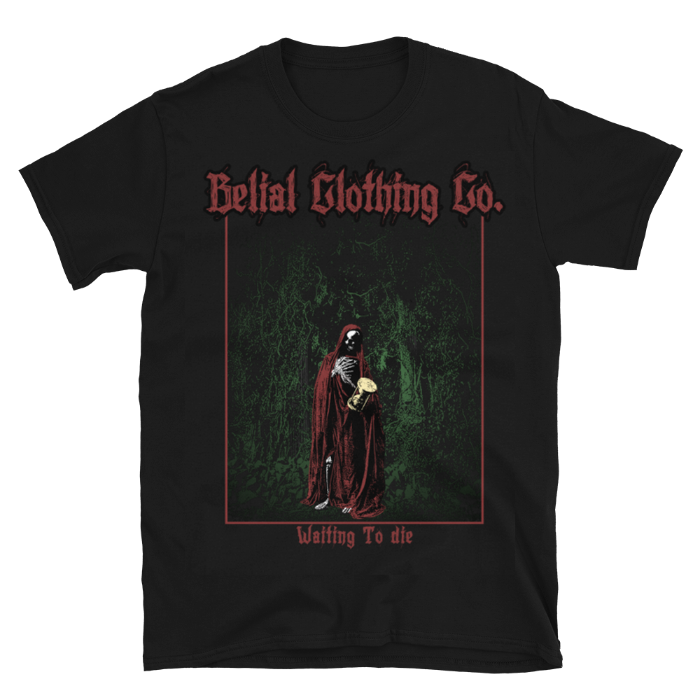 Waiting to die Short-Sleeve Unisex T-Shirt