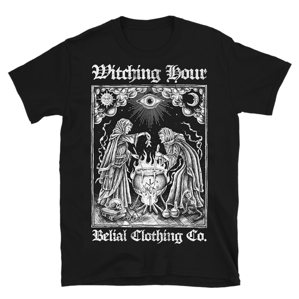 Witching hour 3am Short-Sleeve Unisex T-Shirt
