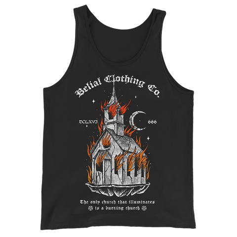 Church Unisex Tank Top