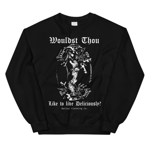 VVITCH Unisex Sweatshirt