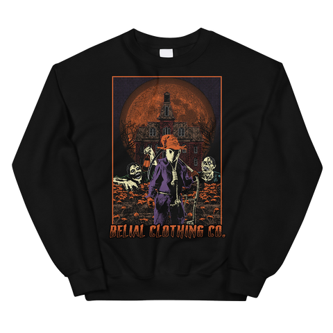 The scarecrow Unisex Sweatshirt