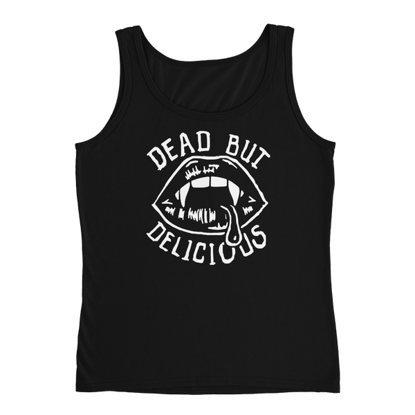 Dead but Delicious Ladies' Tank