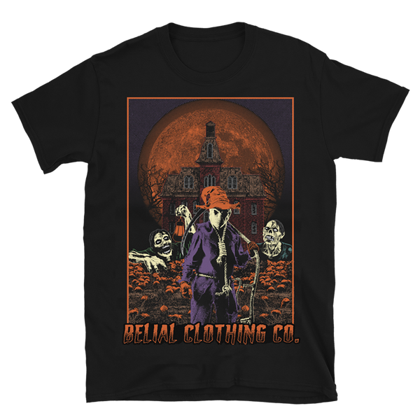 The Scarecrow Short-Sleeve Unisex T-Shirt