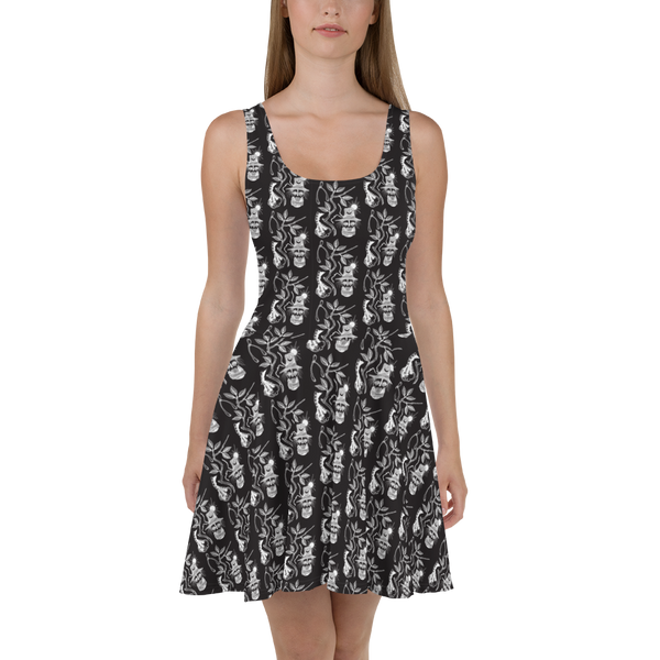 Voodoo Witch Skater Dress