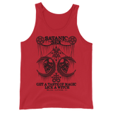 Satanic Sex Unisex Tank Top  [R]