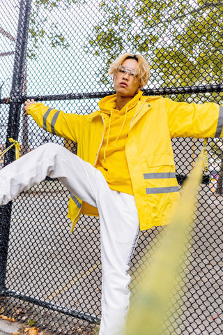 Shwim Unisex Yellow Neon Jacket