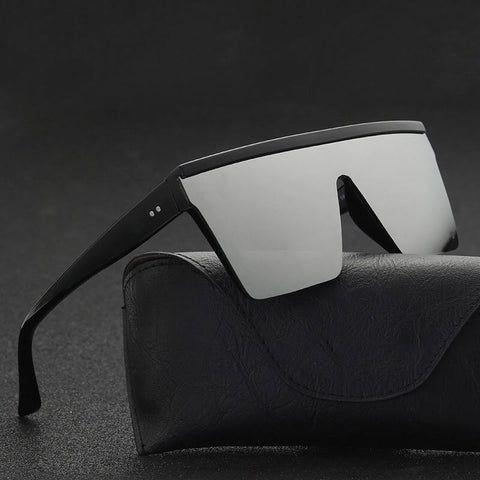 Fashion Flat Top Sunglasses