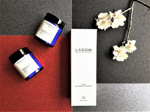 Lagom Gel to Water Cleanser Pyunkang Yul Cream