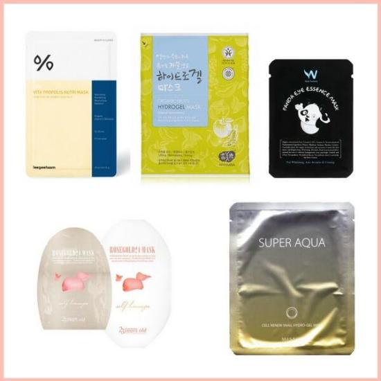 Ageless Glow Mask Set