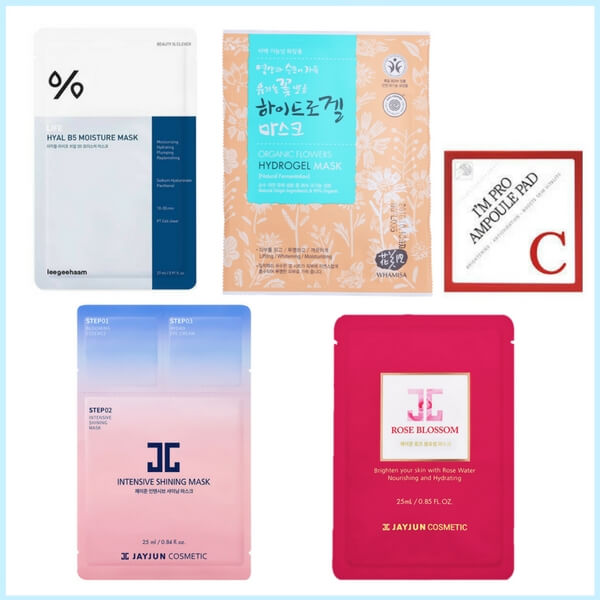 Quench My Skin Mask Set