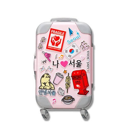 Peri Pera Pink Fashion Peoples' Carrier Kit