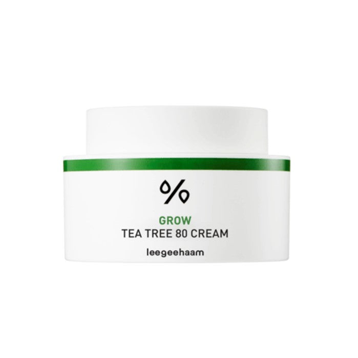LGH Tea Tree 80 Cream Franki and Seoul