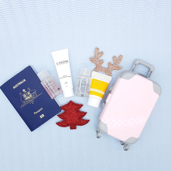 Christmas Edit: Glow Getter Travel Kit