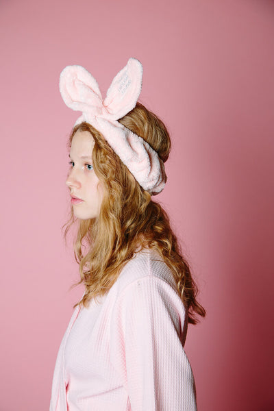 Cool enough studio bunny headband set