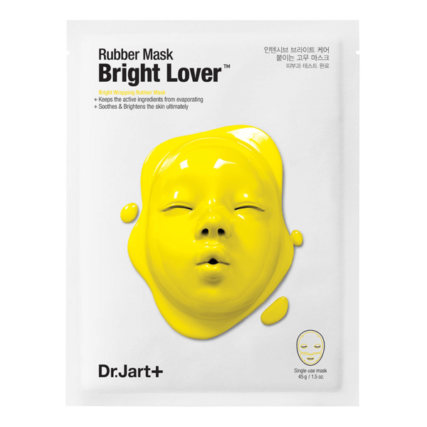 DR JART+ BRIGHT LOVER RUBBER MASK (YELLOW)