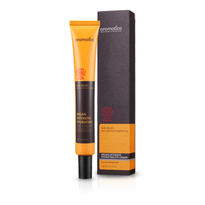 ARGAN INTENSIVE HYDRATING EYE CREAM