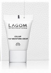 LAGOM GLOWING SKIN MINI KIT