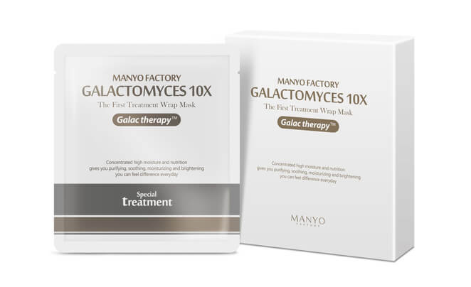 GALACTOMYCES FIRST TREATMENT WRAP MASK