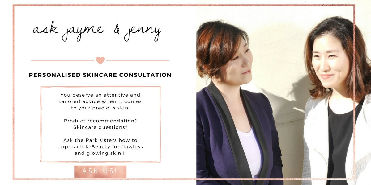 Franki and Seoul personalised free skincare consultation