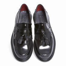 Load image into Gallery viewer, Delicious Junction Black Rude Boy Loafers