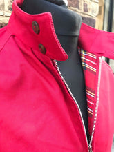 Load image into Gallery viewer, Rebirth of Cool Red Harrington Jacket