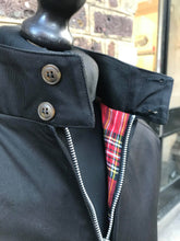 Load image into Gallery viewer, Rebirth of Cool Black Harrington Jacket