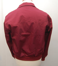 Load image into Gallery viewer, Relco Burgundy Harrington Jacket