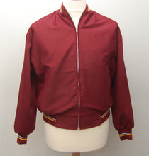 Load image into Gallery viewer, Burgundy Monkey Jacket