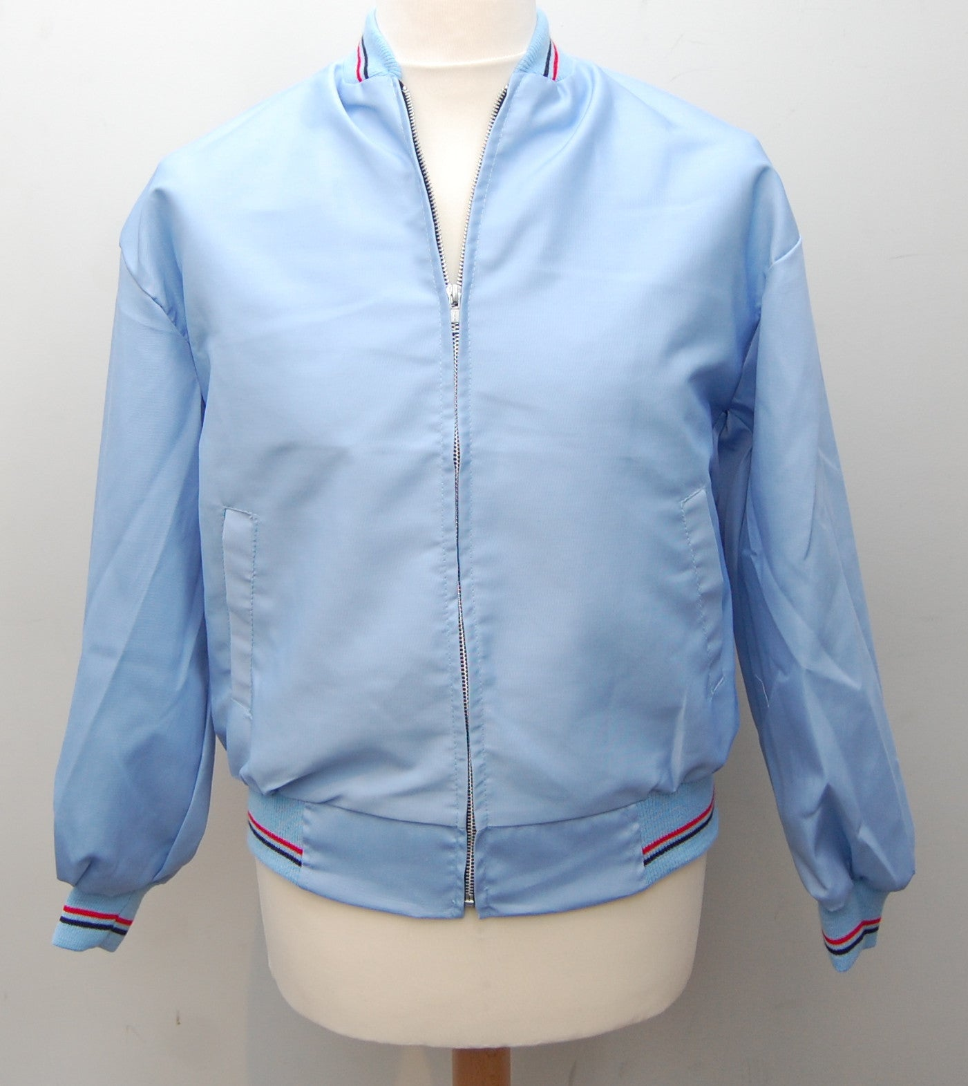 Sky Blue Monkey Jacket