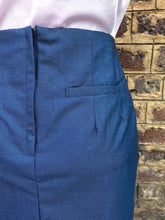 Load image into Gallery viewer, Relco Ladies Blue Tonic Skirt