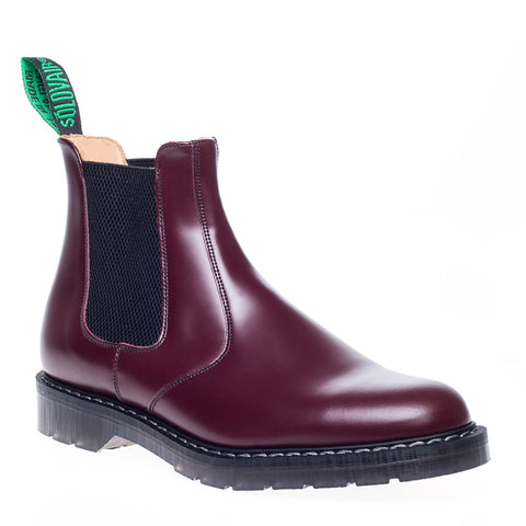 Solovair Oxblood Dealer Boot