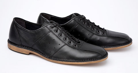 Delicious Junction Black Watts Bowling Shoes