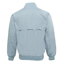 Load image into Gallery viewer, Real Hoxton Sky Blue Harrington Jacket
