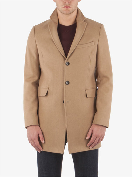 Ben Sherman Desert Sand Covert Coat