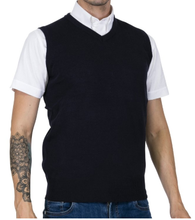 Load image into Gallery viewer, Relco Navy Tank Top