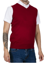 Load image into Gallery viewer, Relco Red Tank Top