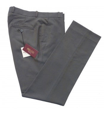 Relco Green Tonic Sta Prest Trousers