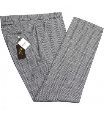 Relco Prince of Wales Check Trousers