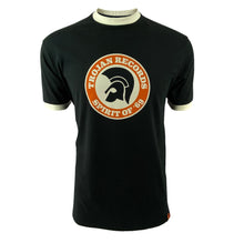 Load image into Gallery viewer, Trojan Spirit Of '69 logo tee Black