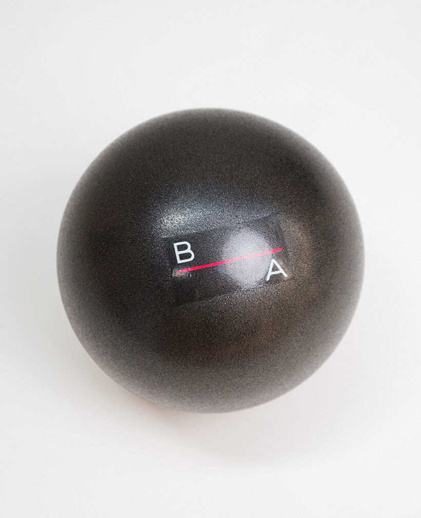 Barre Ball - Black
