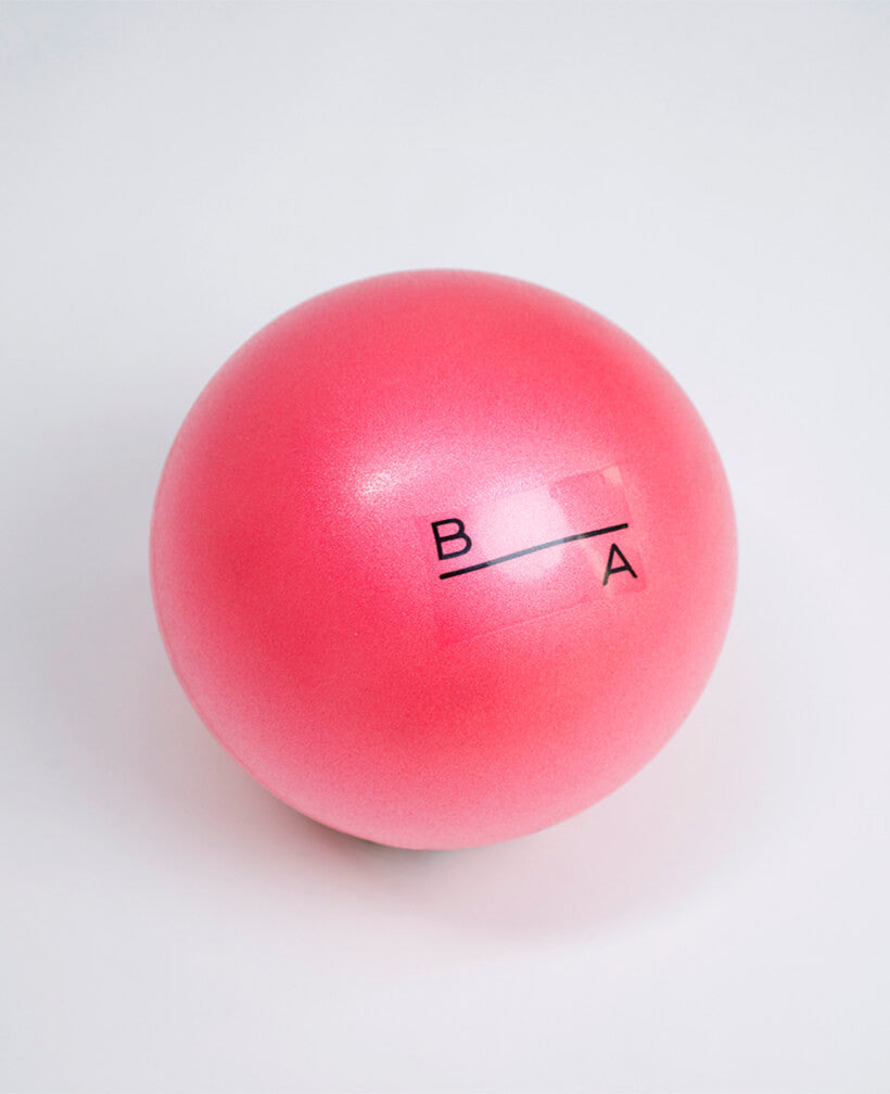 Barre Ball - Fuchsia - Single