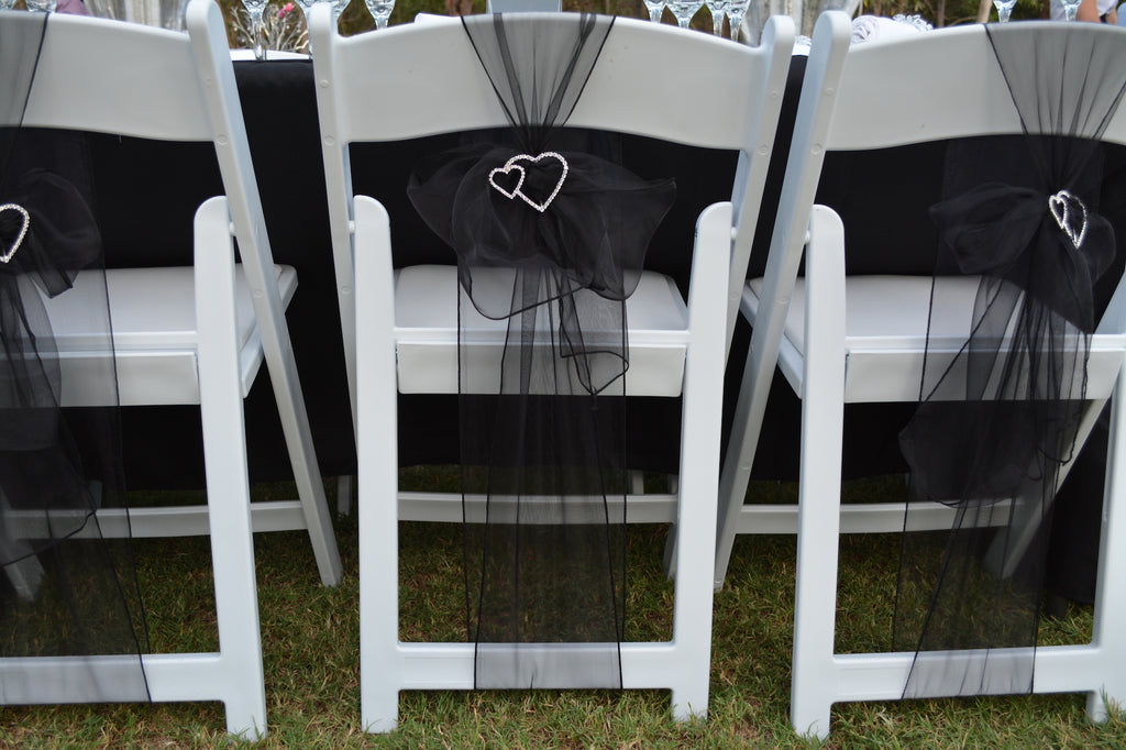 Don't Forget About The Wedding Chairs!
