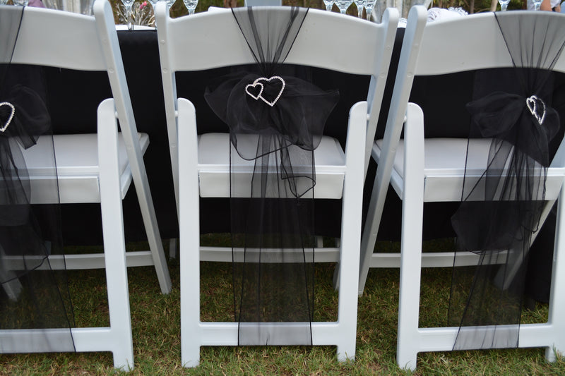 Americana Chairs with Sash