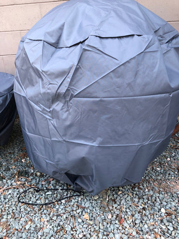Full Sphere Fire Pit Cover
