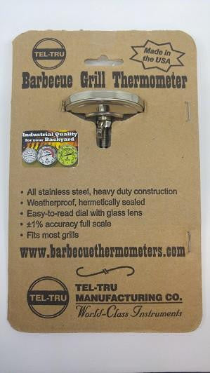 bbq 225 tel-tru thermometer for sale