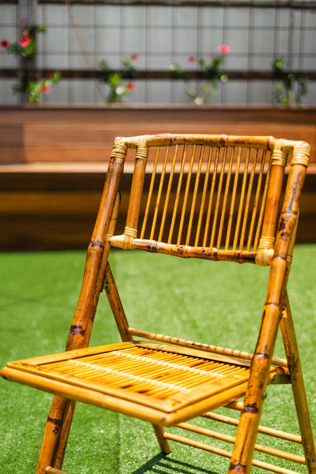 Bamboo Americana Chair