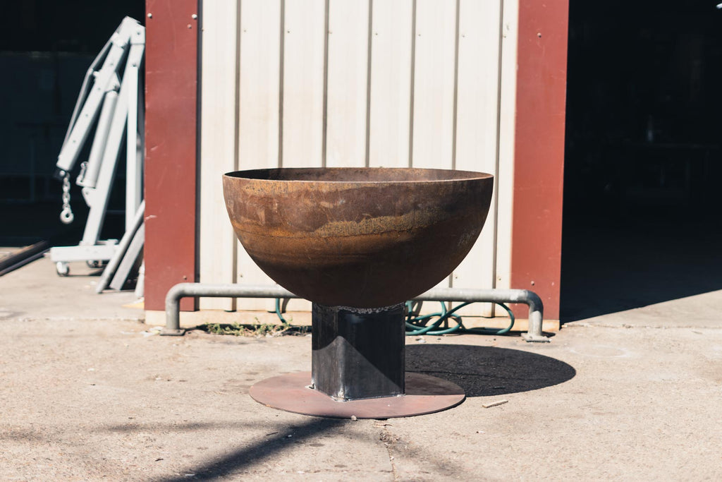 fire pit 8mm
